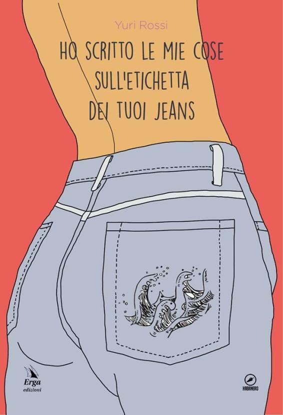 Ho scritto le mie cose sull'etichetta dei tuoi jeans - Copertina